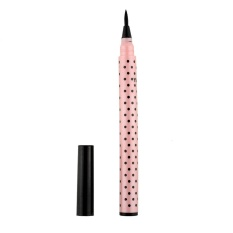 Beauty Black Waterproof Eyeliner Liquid Eye Liner Pen Pencil Makeup Cosmetic NE! - intl Philippines