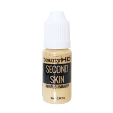 BeautyHD Second Skin Airbrush Makeup Foundation (Ivory) Philippines