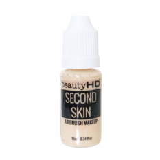 BeautyHD Second Skin Airbrush Makeup Foundation (Porcelain) Philippines