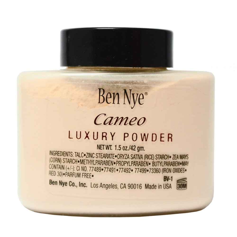 Ben Nye Luxury Powder 1.5oz (Cameo)