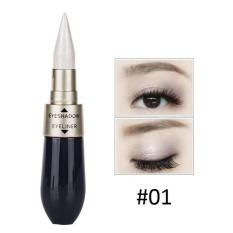 Bestprice-Double end Liquid EyeShadow Eyeliner Combination Easy to wear Makeup Beauty Pro - intl Philippines