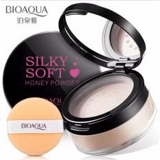Bioaqua BQY3306-1 Soft Silk Smoothing Makeup Powder 15g (01 Natural Color) Philippines