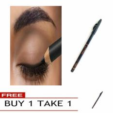 Biya Extra Waterproof Soft & Long Lasting Makeup Eyeliner Pencil (Black) Buy 1 Take 1 Philippines