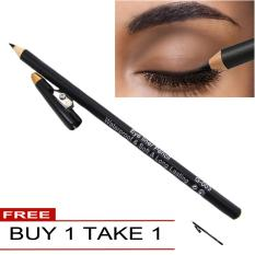 BiYa New XXL Eyeliner Pencil Waterproof & Soft & Long Lasting (Black) Buy 1 Take 1 Philippines