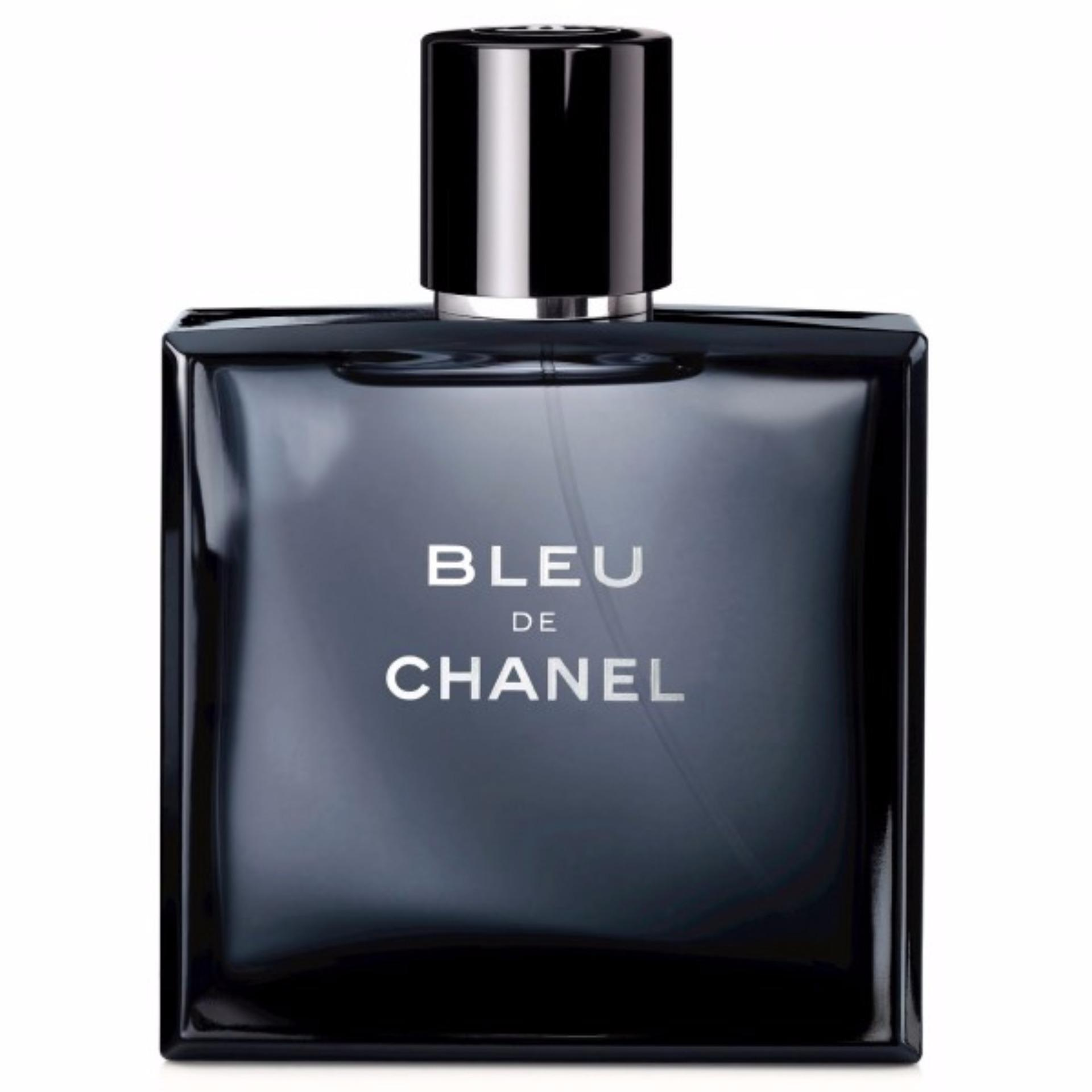 Bleu De Chanel Eau De Toilette For Men 100ml Tester