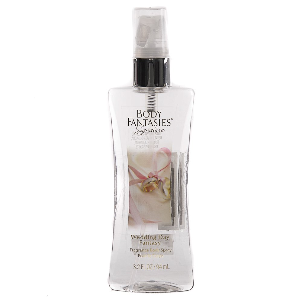 Body Fantasies Wedding Day Body Spray product preview, discount at cheapest price