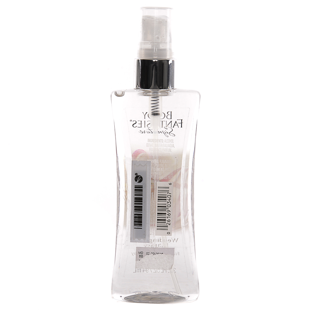 Body Fantasies Wedding Day Body Spray - thumbnail