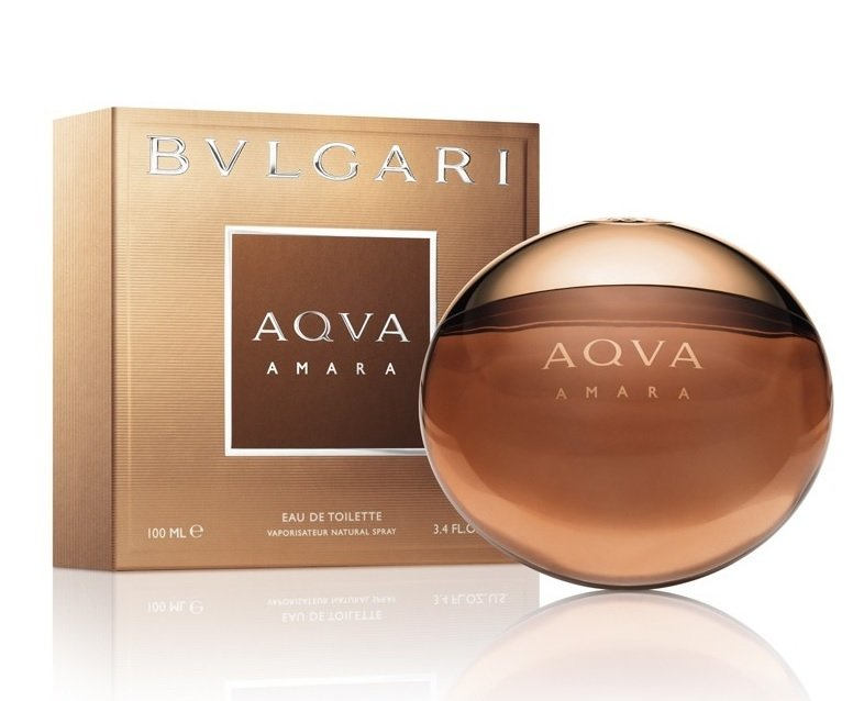 Bvlgari Aqua Amara Eau de Toilette for Men 100ml (Aqua)
