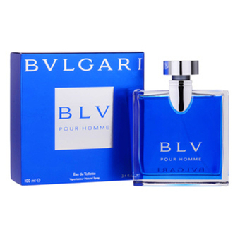 Bvlgari BLV Pour Homme Eau De Toilette for Men 100ml - thumbnail