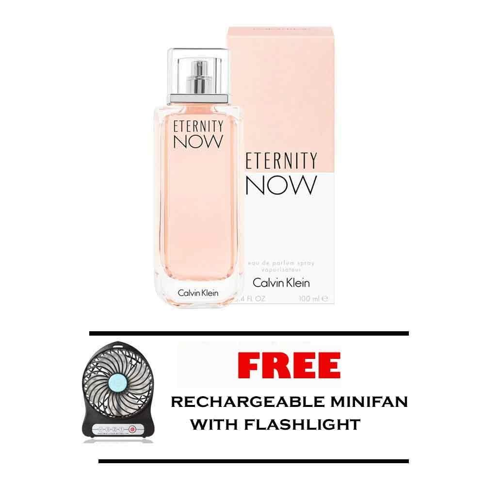 Calvin Klein Ck Eternity Now Eau De Parfum For Women 100ml With