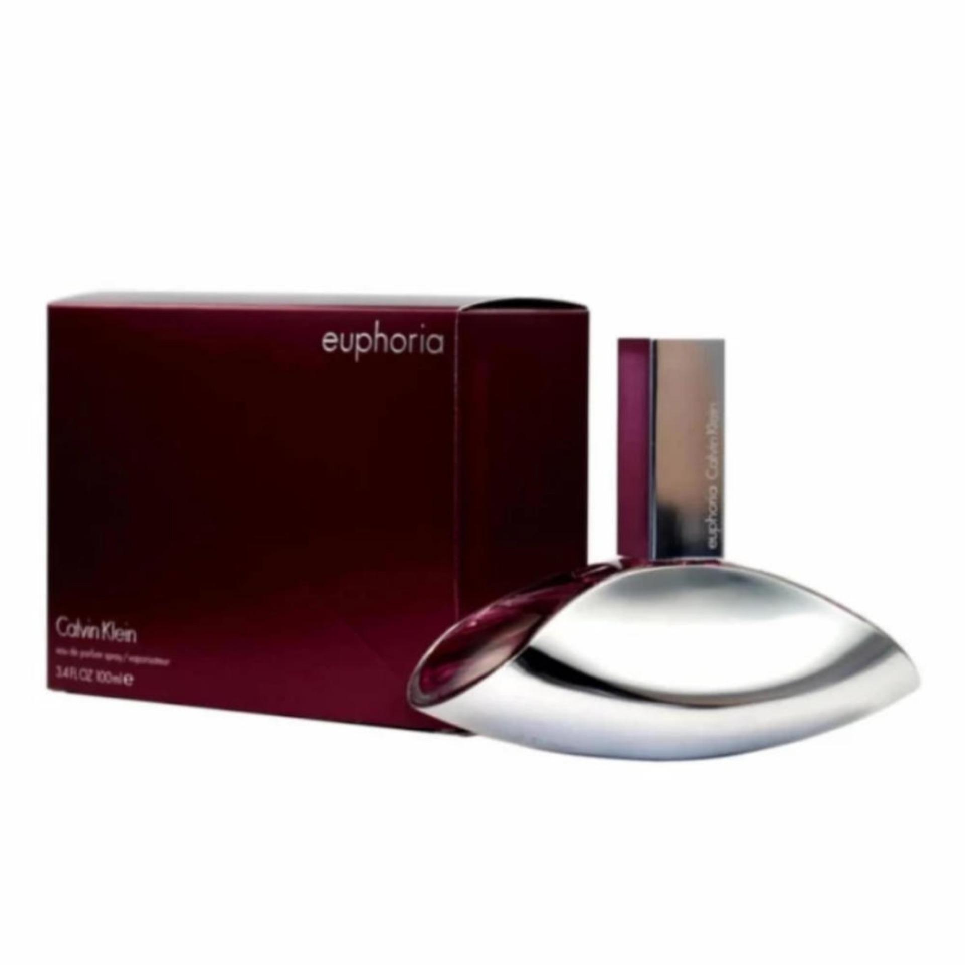 Calvin Klein Euphoria Eau De Parfum For Women 100ml