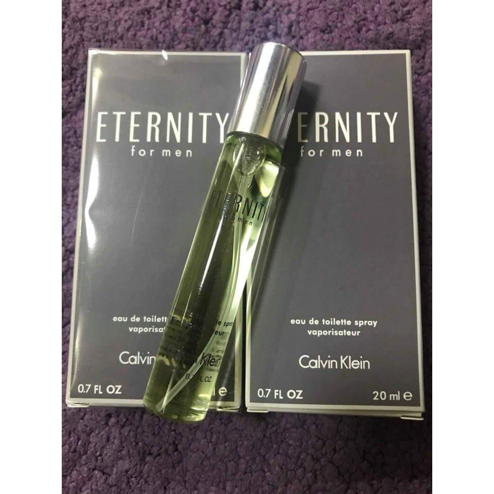 Calvin Klein Eternity Men (20ml) product preview, discount at cheapest price