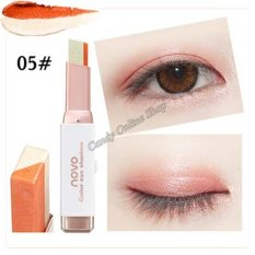 Candy Online Korea NOVO 5099 Double Color Gradient Eye Shadow Makeup #5 Philippines