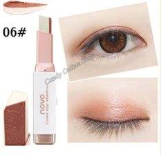 Candy Online Korea NOVO 5099 Double Color Gradient Eye Shadow Makeup #6 Philippines