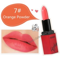 Candy Online Korea NOVO Smooth Lipstick does not stick the cup does not fade moisturizing lipstick #7 Philippines