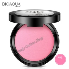 Candy Online Shiny Smooth Muscle Flawless Cheek Blush #1 Philippines
