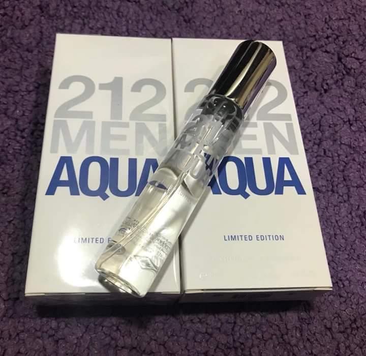 Carolina Herrera 212 Men Aqua (20ml) men - thumbnail