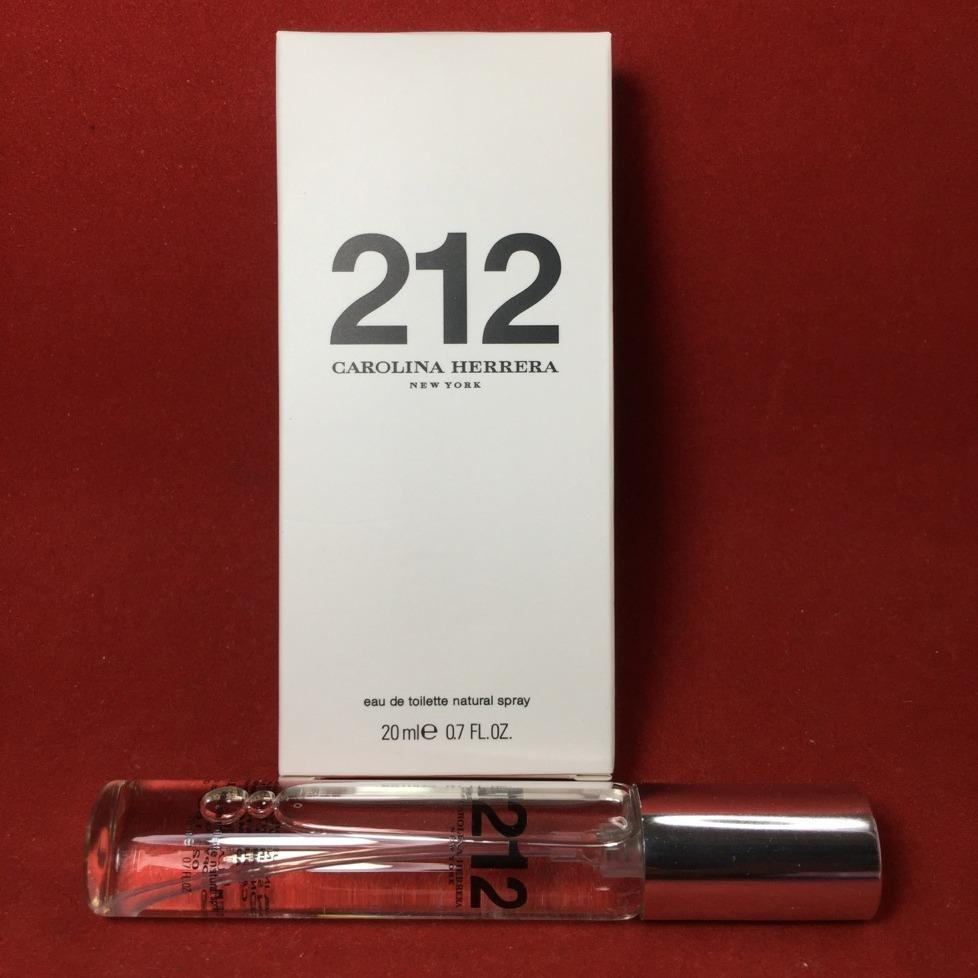 Carolina Herrera 212 Men NYC Eau De Toilette 20ml product preview, discount at cheapest price