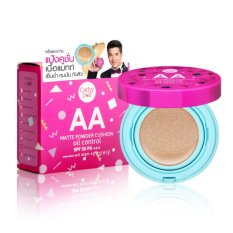 Cathy Doll AA Matte Powder Cushion Oil Control SPF50 (#23 Natural Beige) Philippines