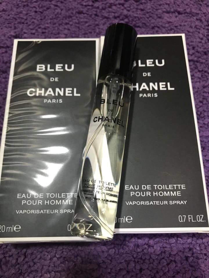 Chanel Bleu De Chanel 20ml Men Review And Price