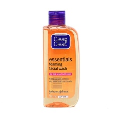 Clean & Clear Essentials Foaming Facial Wash 100ml By Watsons Personal Care Stores.