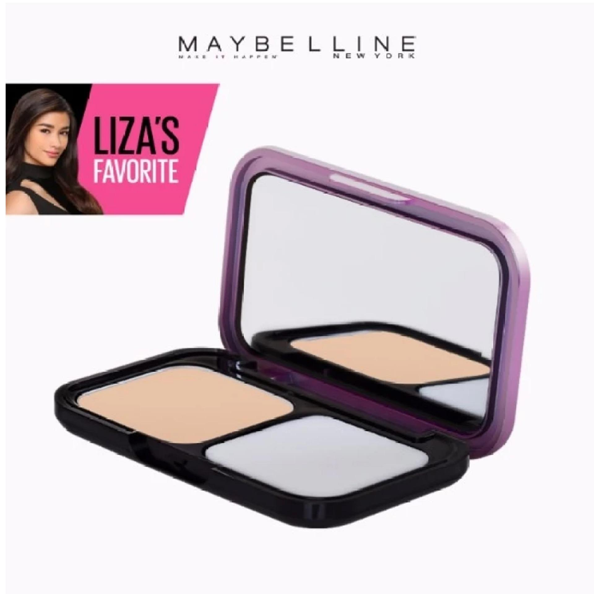 Clearsmooth All In One Powder Foundation - 02 Nude Beige SPF32 PA+++ [Lizas Powder] by Maybelline Back to Basics Foundation Philippines