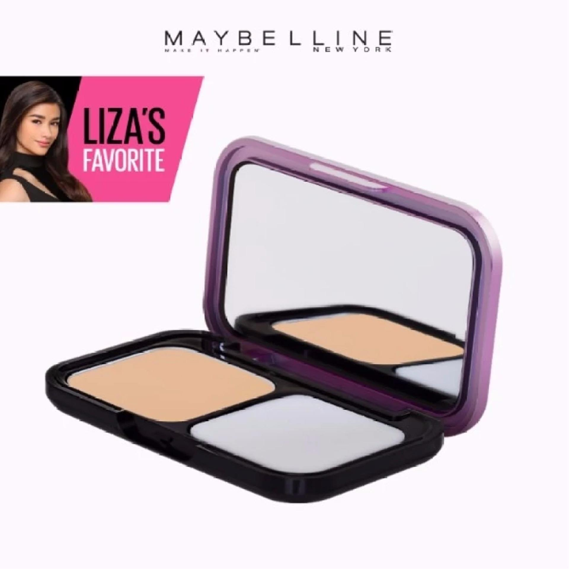 Clearsmooth All In One Powder Foundation – 03 Natural SPF32 PA+++ [Lizas Powder] by Maybelline Philippines