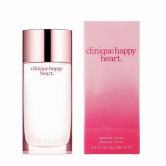 Clinique Happy Heart Perfume Spray for Women 100ml