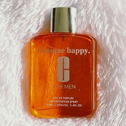 Clinique happy inspired mens perfume 100 ml