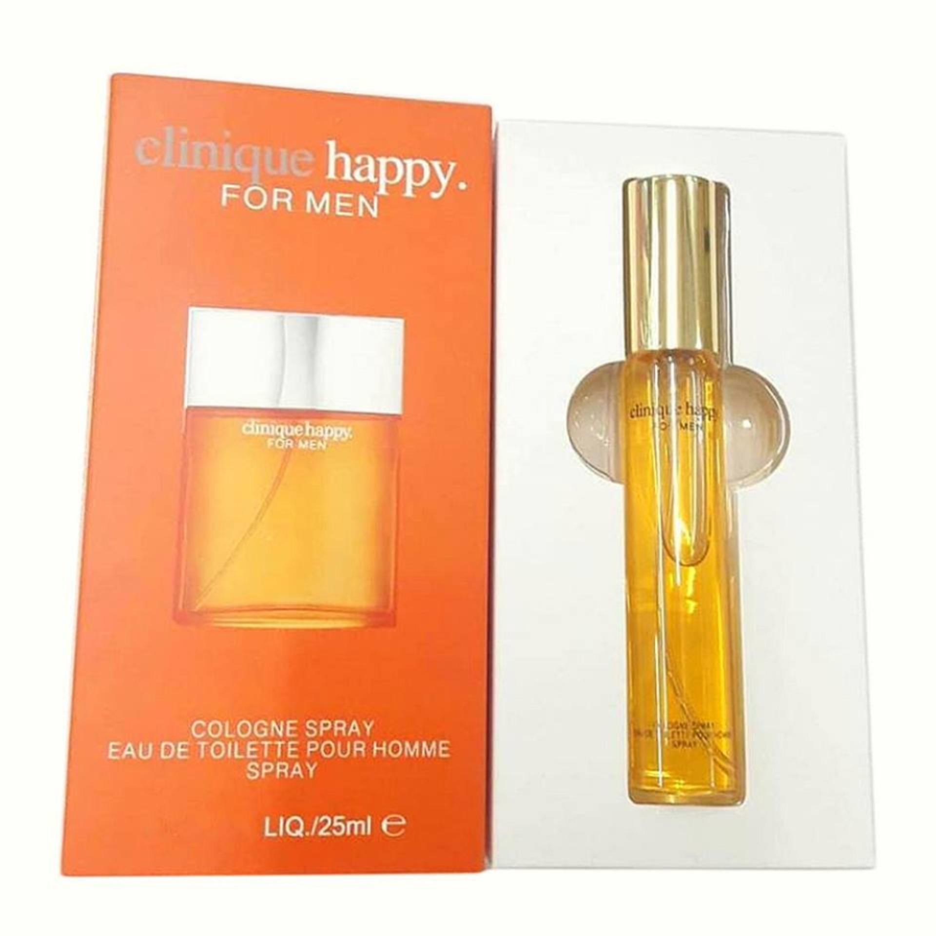 Clinque Happy for Men Eau de Toilette Travel Size 25ml - thumbnail