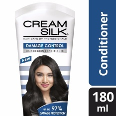 Cream Silk Hair Conditioner Damage Control 180ml . By Lazada Retail Cream Silk.