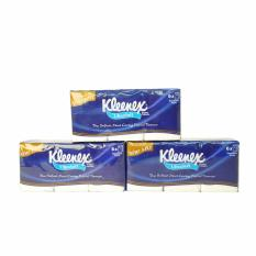 Dark Blue Kleenex Ultra Soft Brand Tissues (6pcs) 3s 186138 w45 Philippines