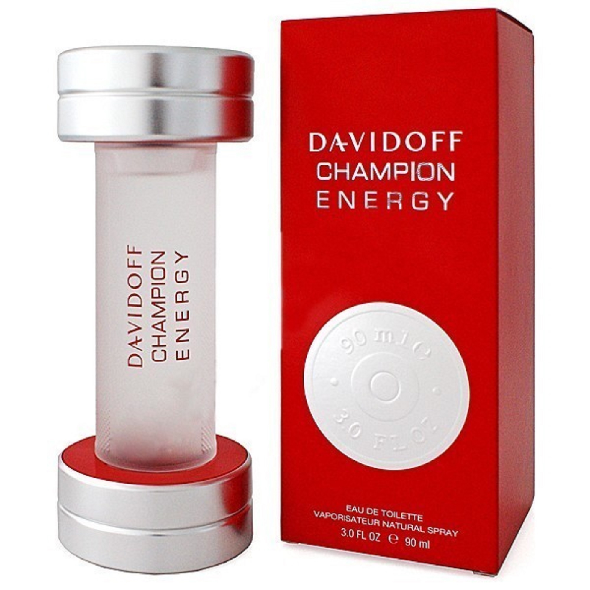 Davidoff Champion Energy for Men Eau De Toilette 90mL