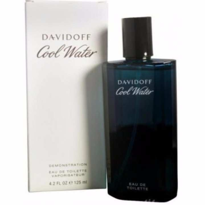 Perfume Tester Wholesale Philippines: Davidoff Cool Water Eau De Toilette Perfume For Men (in Tester Box) 125ml