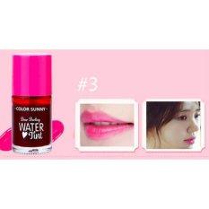 Dear Darling Water Tint Long Lasting Blush On and Cheek Tint Liquid Lipstick lip gloss 12mL #03 Philippines