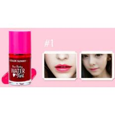 Dear Darling Water Tint Long Lasting Blush On and Cheek Tint Liquid Lipstick lip gloss 12mL #01 Philippines