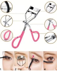 Delicate Women Eyelashes Curler Professional Lash Curler Nature Curl Style Cute Curl Eyelash Curlers- Silver Beauty Tools - intl Philippines