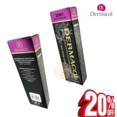 Black sensation Lure Eyeliner & Mascara ( 2in1 ) less 20% - DermacolPHP479. PHP 479