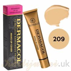 Dermacol Foundation make up cover  209  authentic Philippines