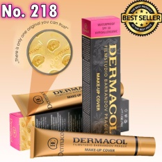 Dermacol Make-Up Cover Foundation Shades No.218 Philippines