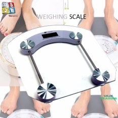 621cd62855f Digital Glass Personal Human Weighing Scale (SQUARE)