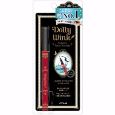 DollyWink Super Waterproof Liquid Eyeliner Super Black - intl Philippines