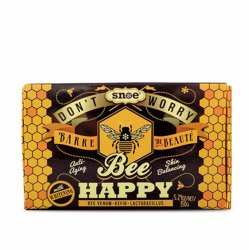 Dont Worry Bee Happy Barre de Beaut 5.29oz/net/150g