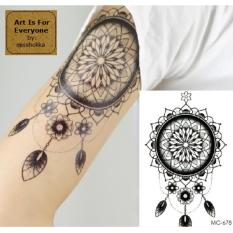 Dream Catcher - Art Is For Everyone! by:missholika Premium Quality 3D Temporary Tattoos MC-678 Philippines