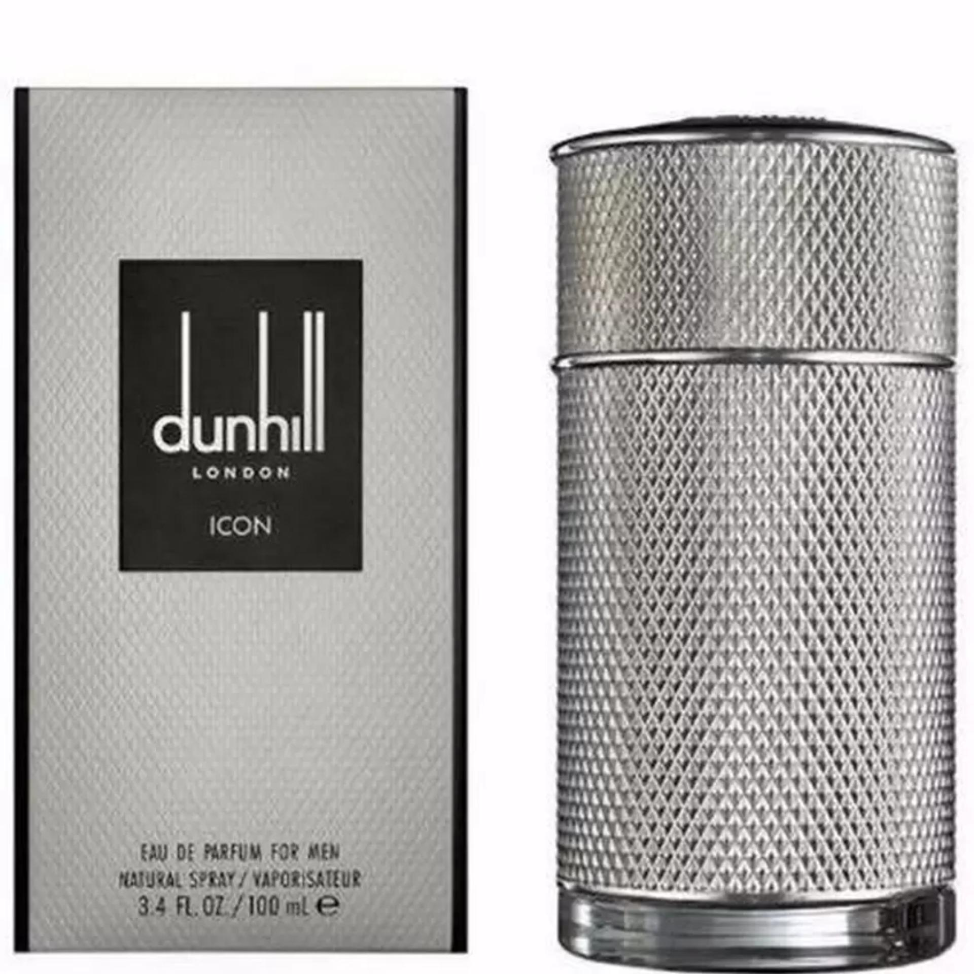 Dunhill London Icon Eau De Parfum Perfume for Men 100ml - thumbnail
