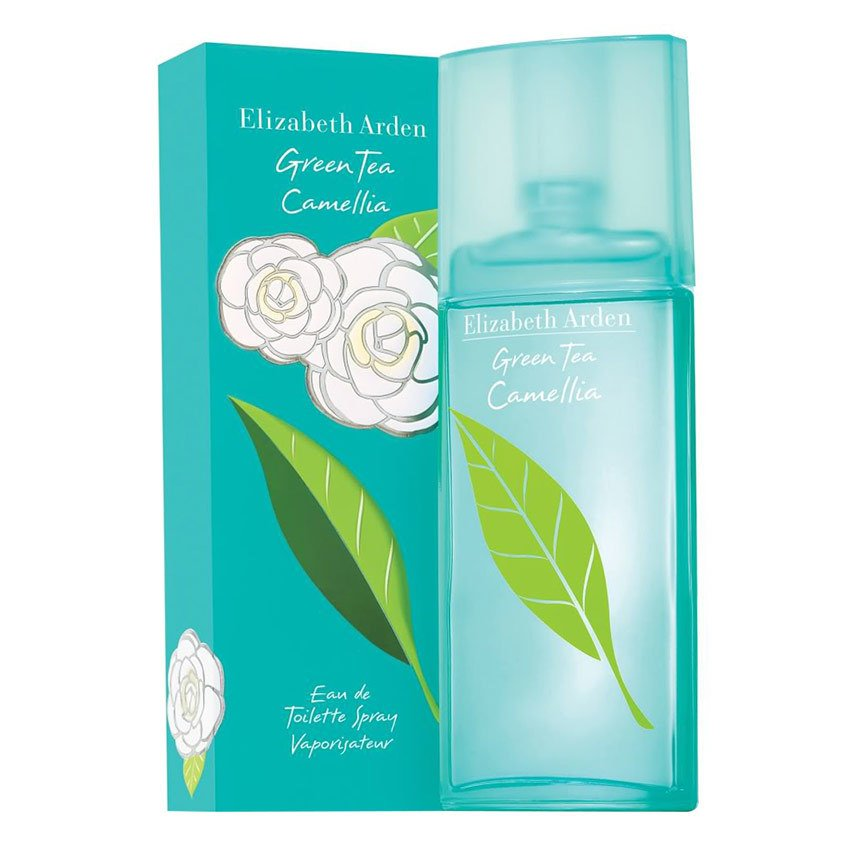 Elizabeth Arden Green Tea Camellia Eau de Toilette for Women 100ml - thumbnail