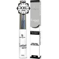 Eyelash Growth Serum Enhancer & Eyebrow Lash Conditioner with Advanced Formula Treatment for Natural Thick & Long Eyelashes and Eye brows - XXL Size 8ml - intl Philippines