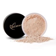 Face Makeup Loose Powder Oil Control Banana Powder Skin Finish Long-Lasting Compact Setting Fix Make Up - intl Philippines