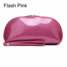 Fashion Portable Pro Makeup Brush Cosmetic Tool Bag - intl Philippines