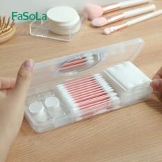 Fasola-portable travel swab facial wipe cotton puff Philippines